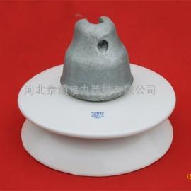 U240BP/170D瓷瓶悬式陶瓷绝缘子