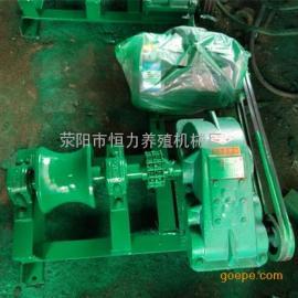秦皇岛养猪场清粪车 清粪机自动清粪设备