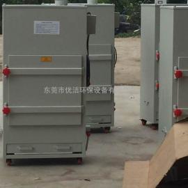 新款激光切割2HP集尘机|2HP高压移动式抽屉集尘机