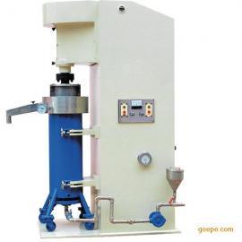 莱州巴特机械出品40升立式砂磨机涂料油漆油墨用防爆研磨机