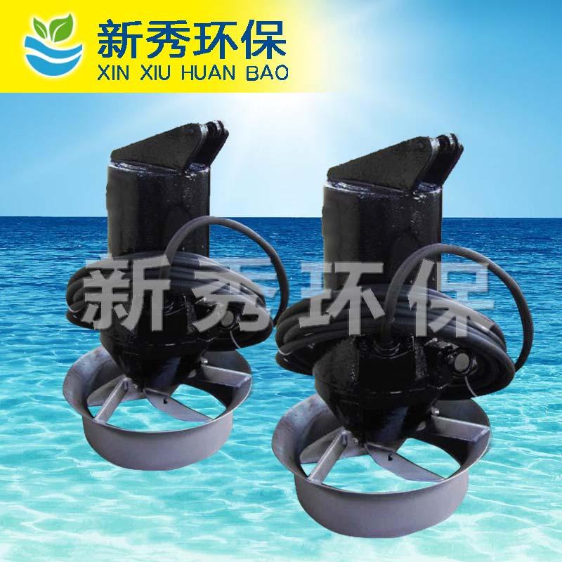 QJB4/6-400/3-960S潜水搅拌机