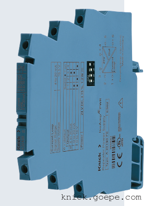 knick隔离器-模拟信号隔离器-回路供电隔离