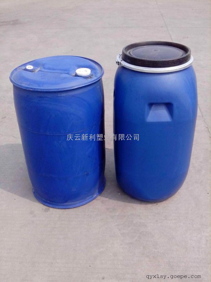 100升塑料桶,水处理药剂100公斤塑料桶