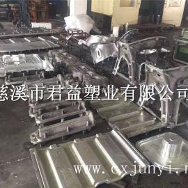 承接各类 滚塑产品成型加工 滚塑保温箱加工(慈溪君益专业)