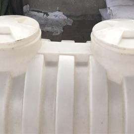 混沌耐酸碱1.5吨持家化粪池PE化粪池一体化污水处理设备