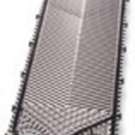 萨莫威孚板式冷油器密封胶垫 耐高温板式换热器密封垫