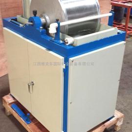 实验室磁选机 钛磁铁矿磁选机 CRS400*300鼓式磁选机