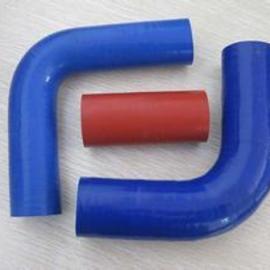汽车90度硅胶管 硅胶管 耐高温高压汽车硅胶管