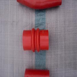 优质异型中冷器硅胶直管 耐高压硅胶管 汽车夹布硅胶管 定做