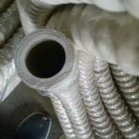 白色食品胶管 夹布食品胶管 食品级橡胶管