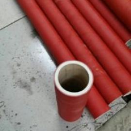 【大口径食品胶管】食品级橡胶钢丝软管 白色钢丝骨架橡胶软管
