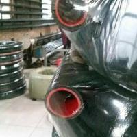 里胶红色夹布耐油胶管 耐柴油汽油 防老化