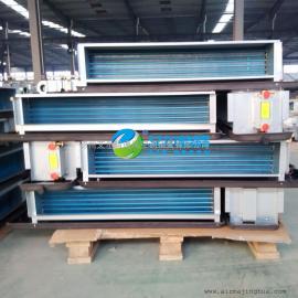 厂价直销FP-68WA卧式暗装风机盘管三排管纯铜管换热器