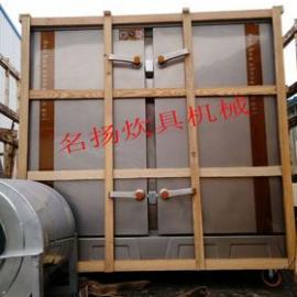 供应生产食品蒸饭柜 电气两用蒸箱 馒头蒸箱