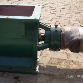 银川卸料阀YJD-HX-16A认准河北泊头中海机械厂家直销