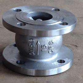 不锈钢铸钢铸铁 球墨HC41X消声止回阀
