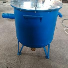 负压排渣放水器