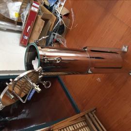 不锈钢304内外抛光袋式过滤器HZ-0201-A10-G50-S