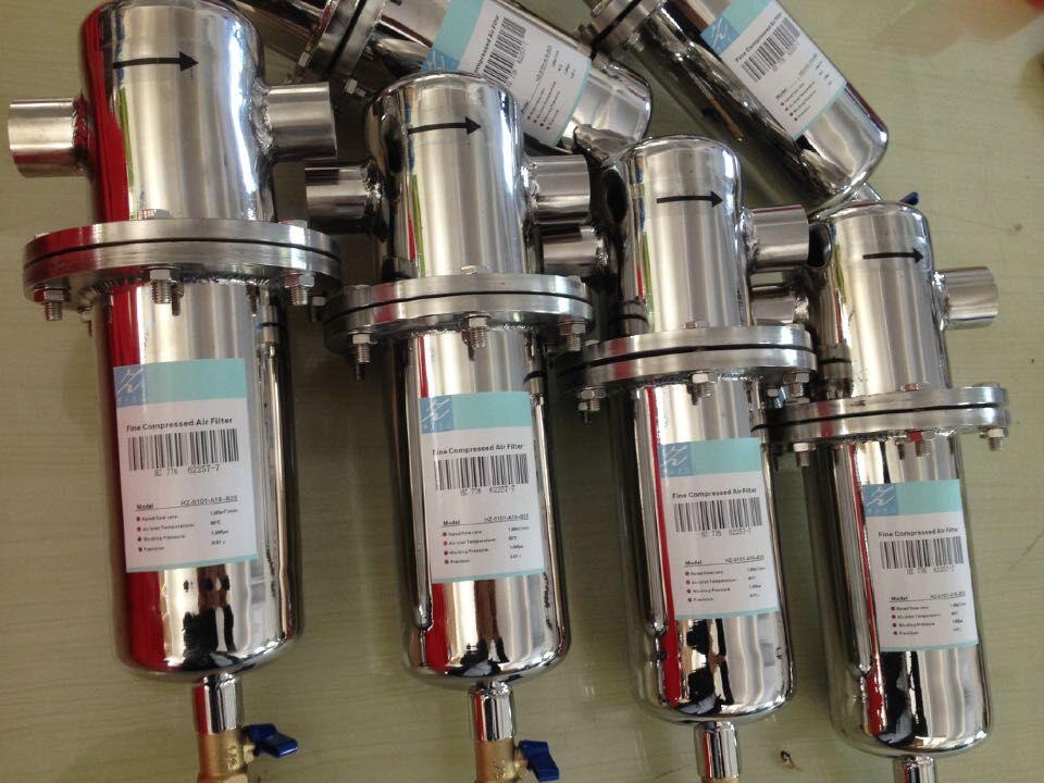 除菌蒸汽过滤器