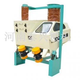 小型玉米加工机械组合清粮机