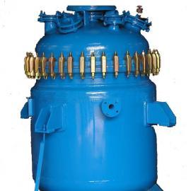 供应2000升搪瓷反应釜不锈钢电加热汽加热反应釜