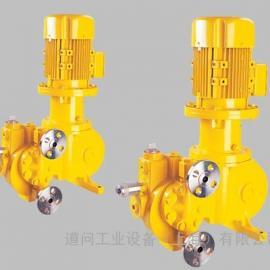 米顿罗mRoy系列液压隔膜计量泵