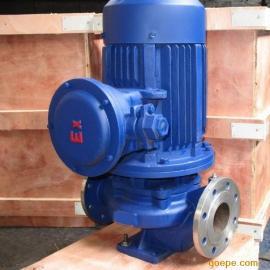 YG立式管道离心油泵