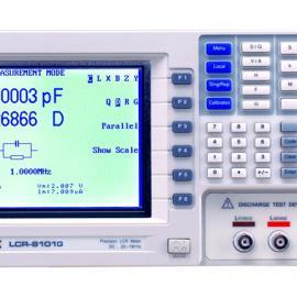 LCR-8105G高精度LCR测试仪