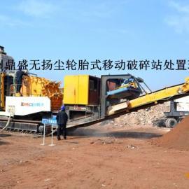 建筑垃圾处理:建筑垃圾处理设备能生产更好的再生骨料