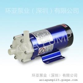 MP-15R 无轴封磁力驱动泵浦 深圳优质磁力泵生产厂家 耐酸碱泵 耐腐蚀泵 水泵