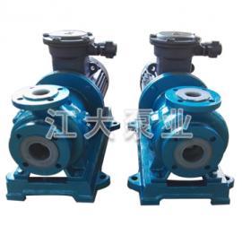 江大泵业供应CQB不锈钢无泄漏磁力泵
