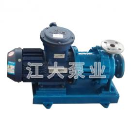 江大泵业热销CQB(CQB-F)不锈钢(氟塑料)无泄漏磁力泵