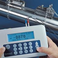 中国区代理 hoentzsch 超声波流量计 超纯水流量计 exactsonic II