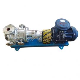 江大泵业销售IMC高温无泄漏化工磁力泵