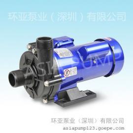 MP-120RM 无轴封磁力驱动泵浦 深圳优质磁力泵生产厂家 水泵型号 GFRPP 材质