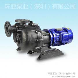 AMD-402FGACE5 无轴封自吸式磁力驱动泵 自吸泵 大头泵 深圳优质&