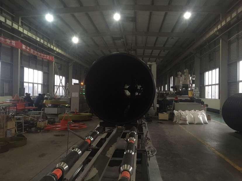 钢带增强聚乙烯螺旋波纹管,钢带波纹管