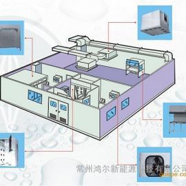 解析地源热泵相对传统空调系统的优点
