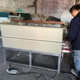 PP电解槽氧化池酸洗槽电镀槽规格齐全