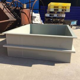华社供应磷化池电镀槽电解槽PP酸洗槽材质