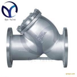 不锈钢国标过滤器 GL41W/SY4P 不锈钢过滤网
