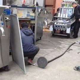 温州进诚100各项绿豆沙冰机 运用超制冷新制冷技术