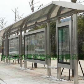 不锈钢候车亭生产厂家 供应各类款式候车亭