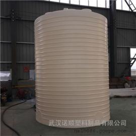 厂家供应20吨塑料水箱 塑料水桶 PE塑料罐 PE塑胶水塔