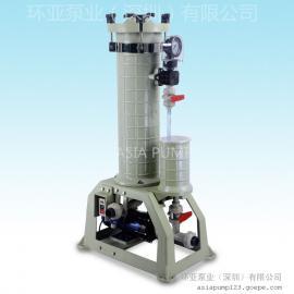 AX-204 化学药液过滤机 过滤机特点 深圳过滤机