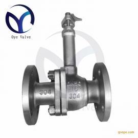不锈钢低温球阀 DQ41F-16/25P 304 DN50