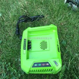 格力博吹风机电池充电器 80v充电器 锂电池充电器厂家