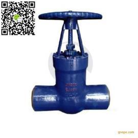 手动电站闸阀 耐高温高压 Z61Y/Z62Y 铬钼钢