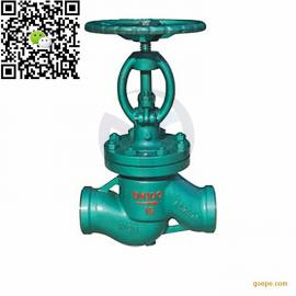 水封焊接口截止阀DS/J61H-25可供电动DSJ961H