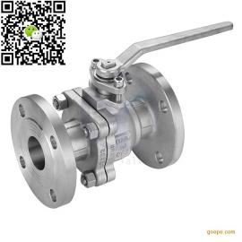 日标法兰球阀 Q41F-10K 20K材质可供 碳钢不锈钢